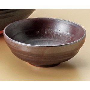 鉄釉・呑水(取り鉢)|utuwayaissin
