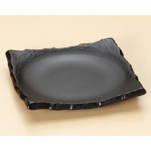 業務用陶板鍋(身だけ)石目角・小(17.2cm) utuwayaissin