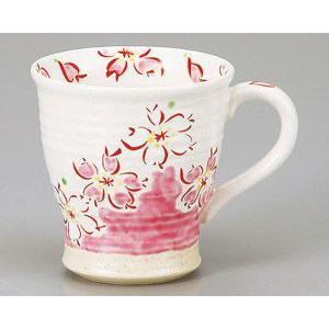 彩り桜 マグカップ|utuwayaissin