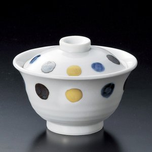 蓋付き煮物碗・金彩丸紋煮物碗11.5cm|utuwayaissin