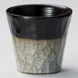 焼酎カップ・いぶし灰釉ロックグラス 業務用|utuwayaissin