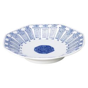 中華青壽 八角皿(チャーハン皿)|utuwayaissin
