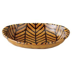 カレー皿 アローズ・キャラメルシェル型|utuwayaissin