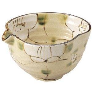 格子花 片口4寸小鉢|utuwayaissin
