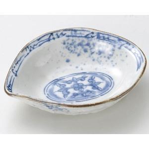 松花堂パーツ・吹墨 あわび型小皿|utuwayaissin