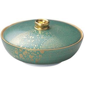 煮物碗・金銀紙吹雪 平蓋向12.3cm|utuwayaissin
