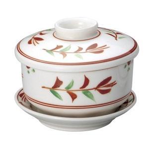 蒸し碗 高麗花絵むし碗・受皿なし|utuwayaissin
