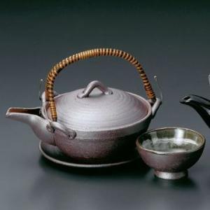 土瓶蒸し 萬古碗形・日本製土瓶むし(直火可)|utuwayaissin