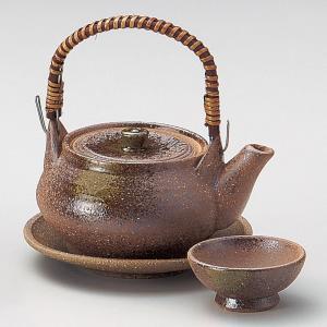 土瓶蒸し 南蛮織部(伊賀釉)・日本製土瓶むし|utuwayaissin