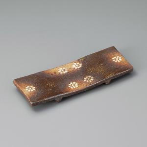 付出皿 焼〆印花紋 附出皿|utuwayaissin
