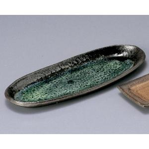 付出皿 モスグリーン フェスター皿|utuwayaissin