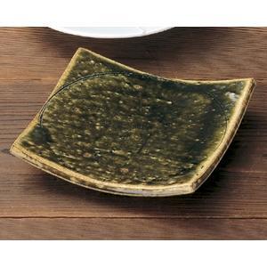 織部 正角皿(前菜皿)|utuwayaissin