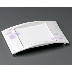 ラスター弓型 前菜皿|utuwayaissin