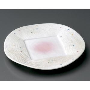 ピンク吹ラスター 8.0皿|utuwayaissin