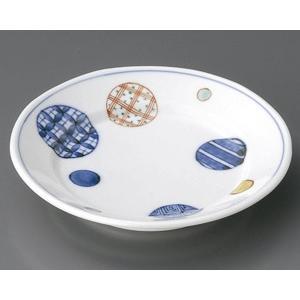 丸紋 5.5皿|utuwayaissin