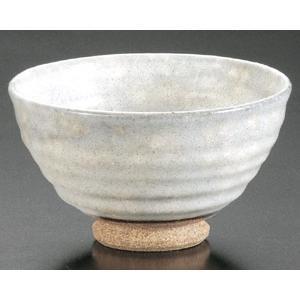 ヒスイ粉引 茶漬碗|utuwayaissin
