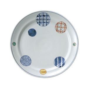 丸紋9.0皿|utuwayaissin