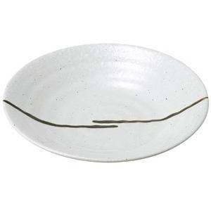クラフトライン白7.5皿|utuwayaissin