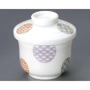 蒸し碗 源氏丸紋むし碗|utuwayaissin