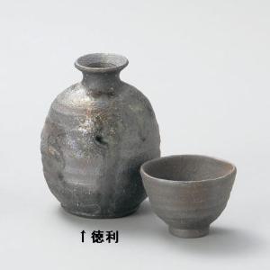 炭化窯変 徳利(信楽焼・手造り)|utuwayaissin