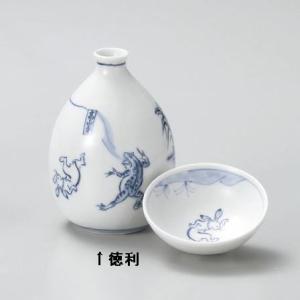 鳥獣戯画 徳利(相撲の図)|utuwayaissin