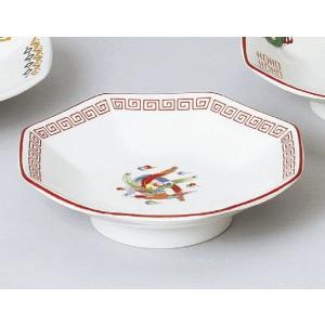 鳳凰八角高台皿(チャーハン皿)|utuwayaissin