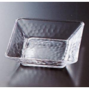 きらら角小皿|utuwayaissin