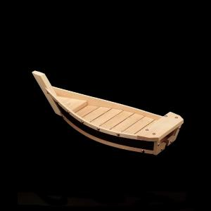木製舟盛り器 大和黒舟尺2寸(36cm)|utuwayaissin