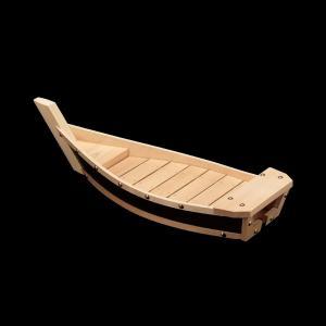 木製舟盛り器 大和黒舟尺7寸(51cm)|utuwayaissin