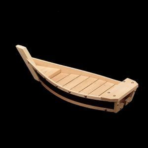 木製舟盛り器 大和黒舟2尺3寸(66cm)|utuwayaissin