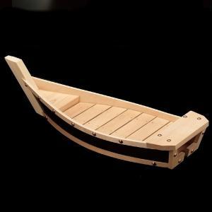 木製舟盛り器 大和黒舟3尺(90cm)|utuwayaissin