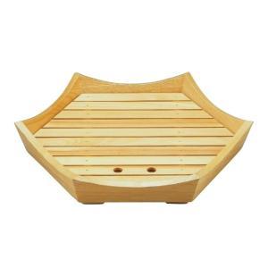 木製盛込器 六角堂盛器尺3|utuwayaissin