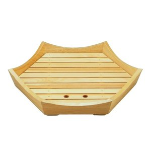 木製盛込器 六角堂盛器尺6|utuwayaissin