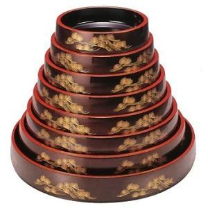 寿司桶(すし桶)DX富士桶・溜パール松7寸(1人用)|utuwayaissin