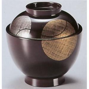 吸物椀・3.5寸玉子椀 溜つぼつぼ|utuwayaissin
