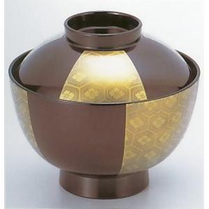 吸物椀・越前椀 溜金色紙|utuwayaissin