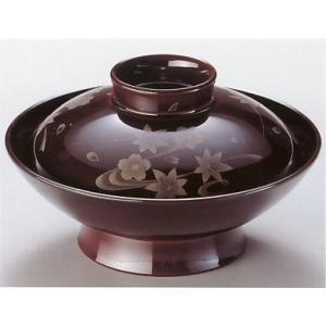 煮物椀 5.5寸御殿型溜春秋|utuwayaissin