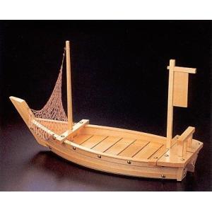 木製舟盛り器 玄海大漁舟(網付)2尺1寸|utuwayaissin