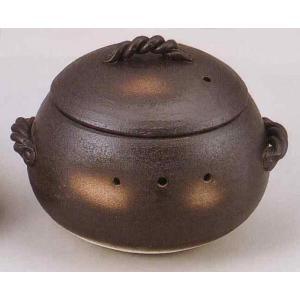 焼き芋器 石焼き芋鍋 黒丸(中)日本製|utuwayaissin