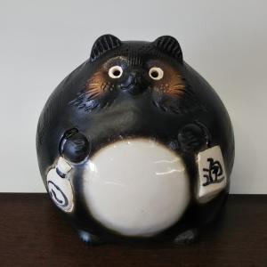 信楽焼たぬき5号 大福狸|utuwayaissin
