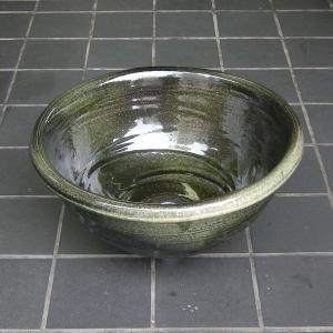 陶器製手洗い鉢 ビードロ10号手洗鉢(信楽焼)|utuwayaissin