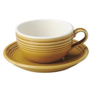 メローアンバー ラテ碗皿・業務用|utuwayaissin