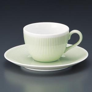 ミントグリーン コーヒー碗皿・業務用|utuwayaissin
