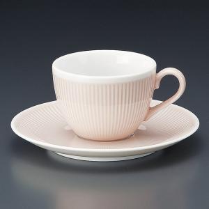 ロゼピンク コーヒー碗皿・業務用|utuwayaissin