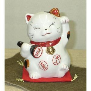 財福招き猫(大)太鼓判|utuwayaissin