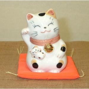 財福招き猫親子|utuwayaissin