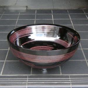 陶器製手洗い鉢 天目刷毛目9号手洗鉢(信楽焼)|utuwayaissin