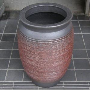 傘立て・信楽焼き陶器製傘たて 松皮|utuwayaissin