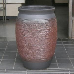 傘立て・信楽焼き陶器製傘たて 松皮|utuwayaissin|03