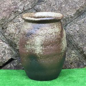 傘立て・信楽焼き陶器製 窯肌|utuwayaissin